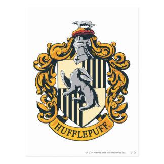 Carte Postale Crête de Hufflepuff