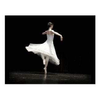 Carte Postale Danseur classique