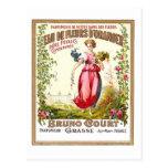 Carte postale de d'Orangers d'Eau de Fleurs