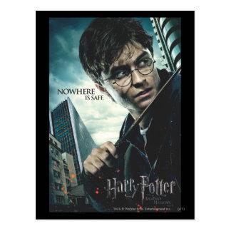 Carte Postale De mort sanctifie - Harry