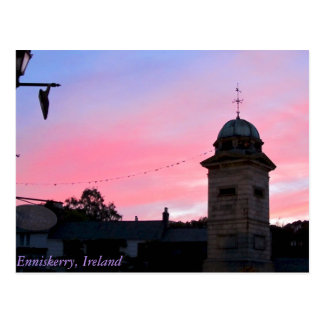 Carte Postale Enniskerry, Irlande