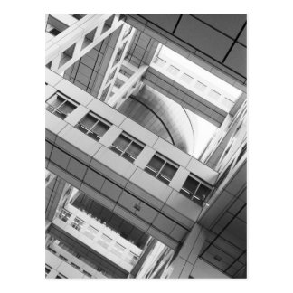 Carte Postale L'Asie, Japon, Tokyo. Bâtiment de Fuji TV, Odaiba