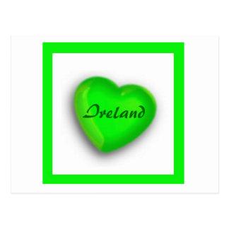 Carte Postale Le jour de St Patrick