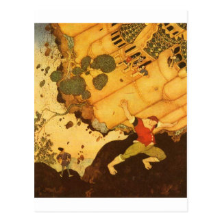 Carte Postale Les contes de fées de Dulac