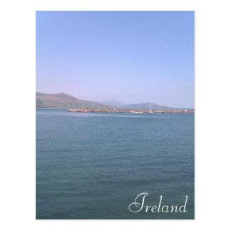 Carte Postale Littoral irlandais