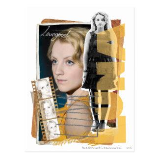 Carte Postale Luna Lovegood