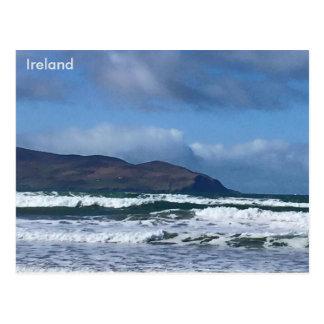Carte Postale Point de Brandon, Brandon, Cie. Kerry, Irlande
