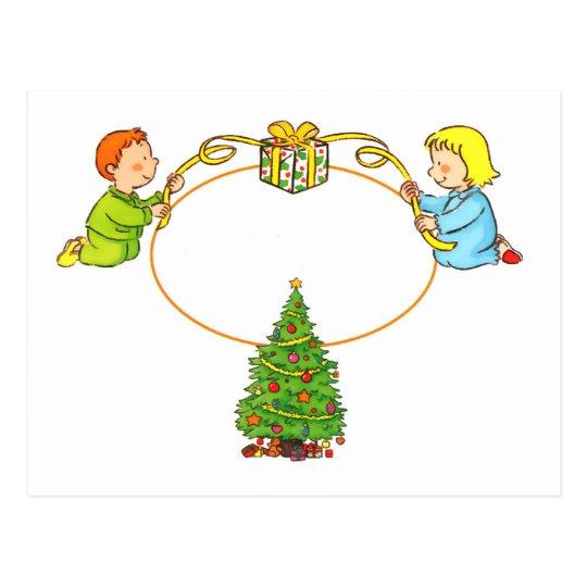 Carte Postale Votre photo de Noël