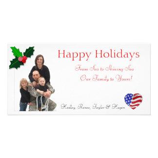Cartes de Noël de Henderson Photocartes Personnalisées