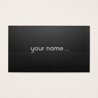 Cartes De Visite Carbone