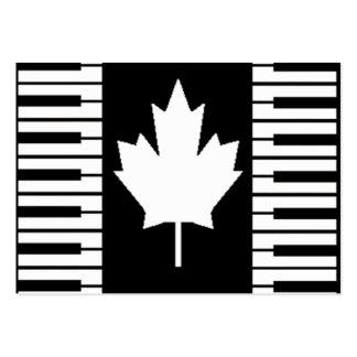 Cartes de visite du Canada Carte De Visite Grand Format