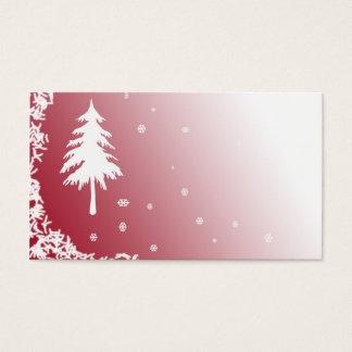 Cartes De Visite Saison des vacances
