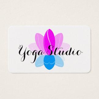 Cartes De Visite Studio de yoga