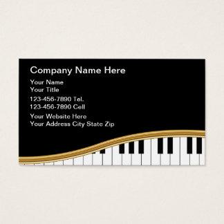 Cartes d'industrie musicale