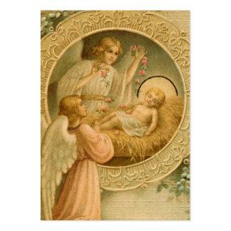 Cartes saintes (blanc/coutume) : L'amour est Carte De Visite Grand Format