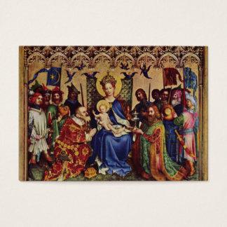 Cartes saintes (blanc/coutume) : Pèlerinage