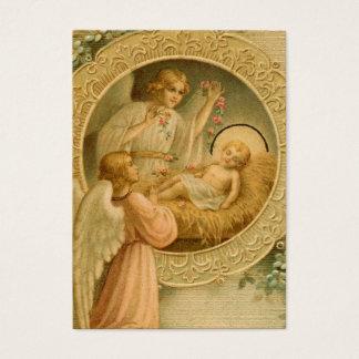 Cartes saintes (citation) : L'amour est descendu à