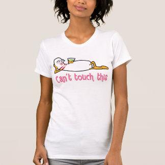 Cartoon-Bowlings-Button-Shirt - nicht kann Touch T-Shirt