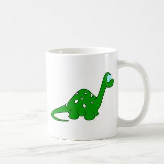 Cartoon-Dinosaurier Kaffeetasse
