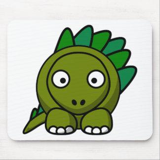 Cartoon-Dinosaurier Mauspads