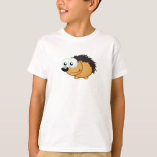 Cartoon-Igel - KinderT - Shirt