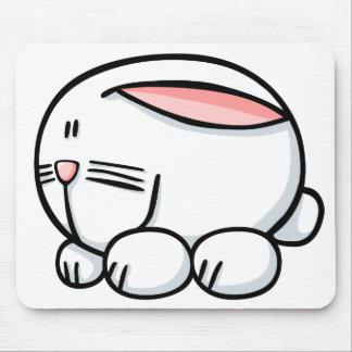 Cartoon-Kaninchen Mauspad
