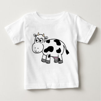 Cartoon-Milchkuh-Shirt! Baby T-shirt