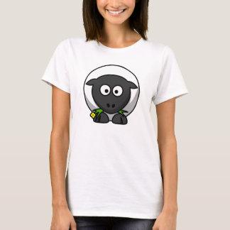 Cartoon-Schafe T-Shirt