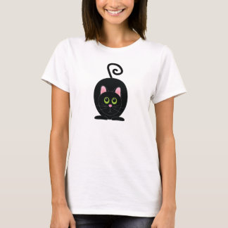 Cartoonkatzent-shirt T-Shirt