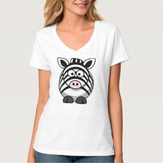CartoonZebra T-Shirt