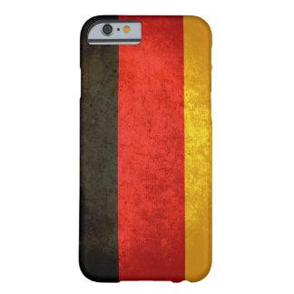 Cas allemand de l'iPhone 6 de drapeau