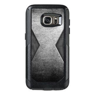 Cas argentés de Samsung de style en métal Coque OtterBox Samsung Galaxy S7