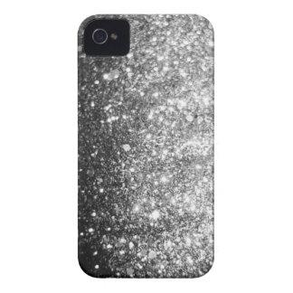 Cas audacieux de Noël de Blackberry de scintilleme Étuis iPhone 4