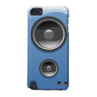 Cas de contact d'IPod d'orateur de musique Coque iPod Touch 5G
