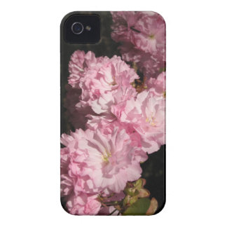 Cas de Coque-Compagnon de Blackberry de fleurs de  Coque Case-Mate iPhone 4