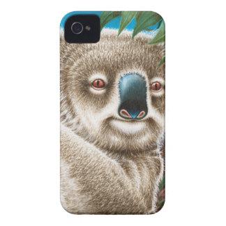 Cas de Coque-Compagnon de koala (Blackberry audaci Coque Case-Mate iPhone 4