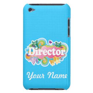 Cas de directeur Custom Turquoise Music iPod Coque iPod Touch