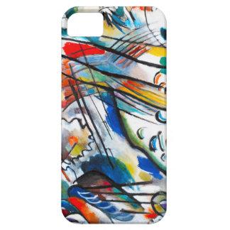 Cas de l'iPhone 5 de l'improvisation 28 de Kandins Coques Case-Mate iPhone 5