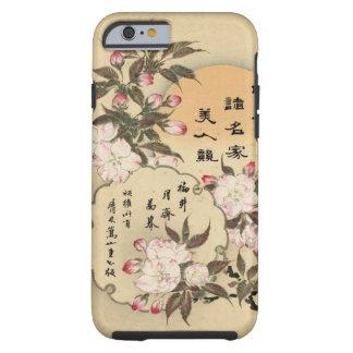 Cas de l'iPhone 6 de fleurs de cerisier Coque iPhone 6 Tough