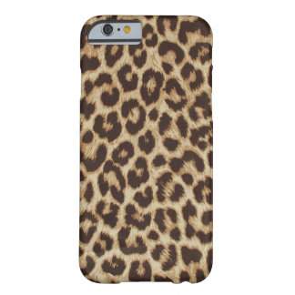 Cas de l'iPhone 6 de léopard