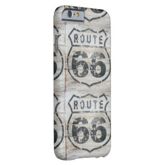 cas de l'iPhone 6, ITINÉRAIRE 66 Coque Barely There iPhone 6