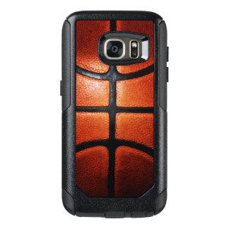 Cas de Samsung de style de basket-ball Coque OtterBox Samsung Galaxy S7