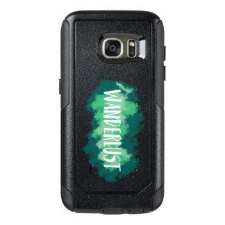 Cas d'Otterbox d'envie de voyager Coque OtterBox Samsung Galaxy S7
