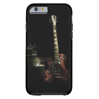 Cas dur d'iPhone de guitare et d'ampère