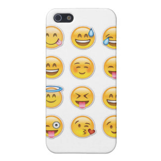 Cas extraordinaire d'Emojis Iphone 5c de visage Coques iPhone 5