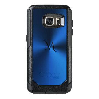 Cas métallique du bord S7 d'Otterbox de monogramme Coque OtterBox Samsung Galaxy S7