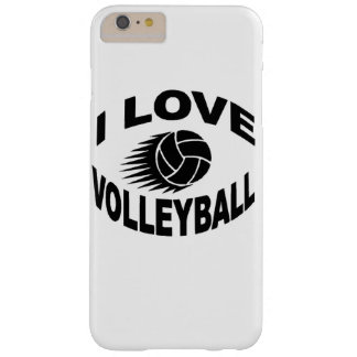 """CAS PLUS d'IPHONE 6 de """"volleyball"""" Coque iPhone 6 Plus Barely There"""