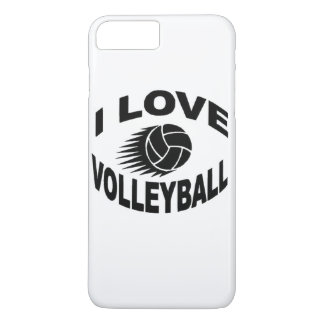 "CAS PLUS d'IPHONE 6 de ""volleyball"" Coque iPhone 8 Plus/7 Plus"