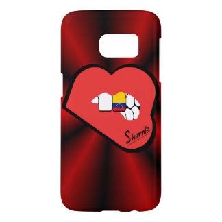Cas Rd Lp de téléphone portable du Venezuela des Coque Samsung Galaxy S7