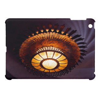 Casa Batllo interiour chandellier iPad Mini Cover
